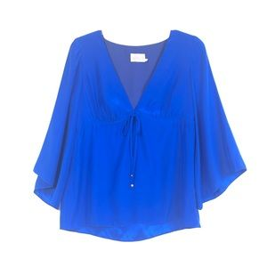 Alice and Trixie Silk Top